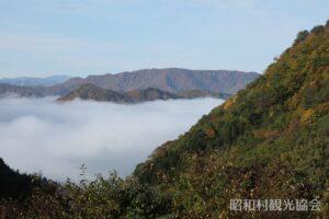 喰丸峠の雲海